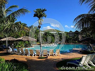 Resort at Fiji