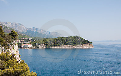 Resort Makarska. Croatia