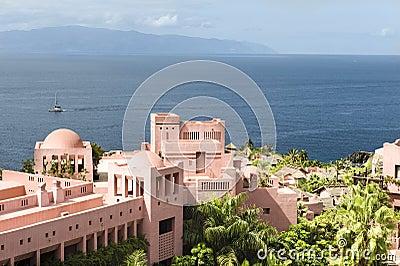 Resort and Ocean