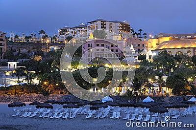 Resort Playa del Duque, Tenerife Spain