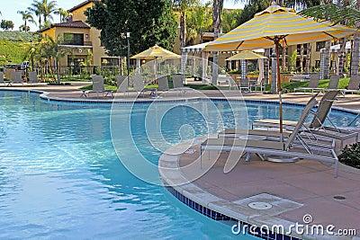 Resort Poolside