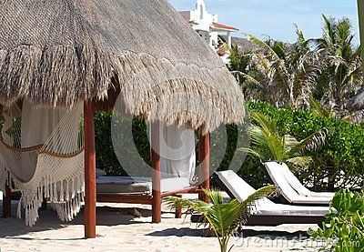 Resort suites in mexico.