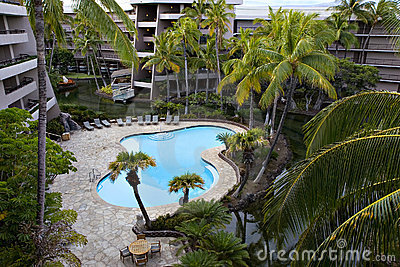 Resort with Swimming Pool