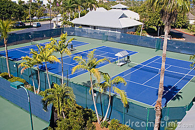 Resort Tennis Club