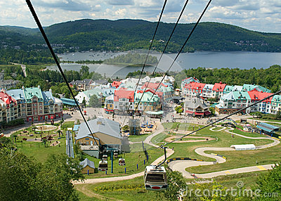 Resort Village of Mont Tremblant