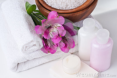 Resources for spa and flowers