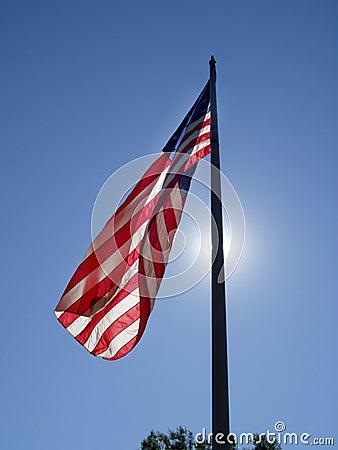 Resplandor patriótico