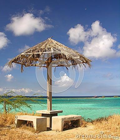 Rest Area in Paradies