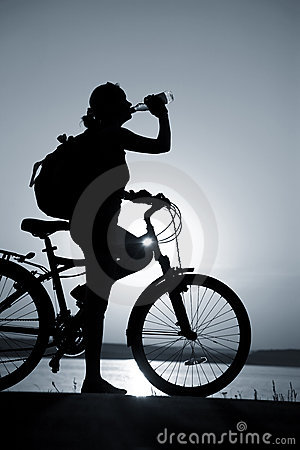 Rest bicycler