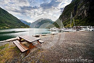 Rest In Norway