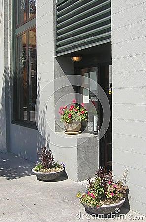 Restauracja wejściowa