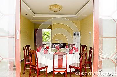 Restaurang för 2 interior
