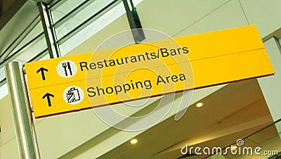 Restaurant/Bar Signage