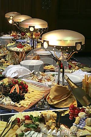 Free Restaurant Buffet Royalty Free Stock Photo - 665065