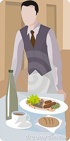Restaurant Illustration Series