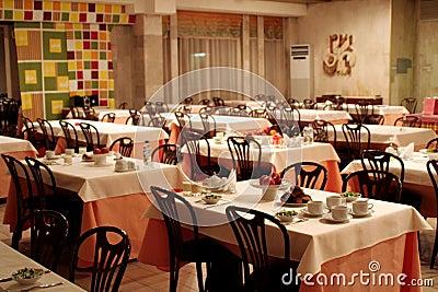 Restaurant interior #5