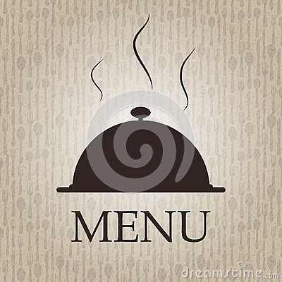 Restaurant menu template vector illustration