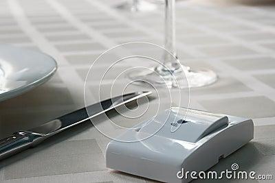 Restaurant ring