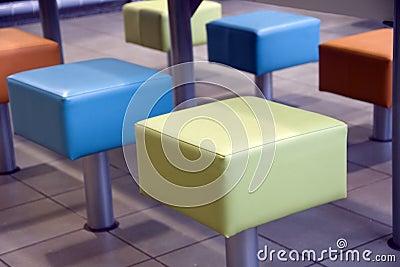 Restaurant seats