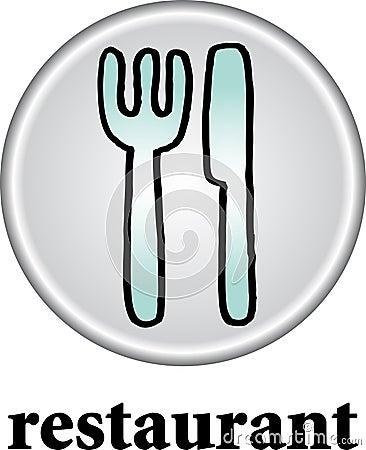 Free Restaurant Sign Royalty Free Stock Photo - 7729235