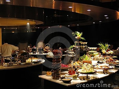 Restaurante en night-1189