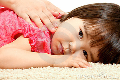Restful child