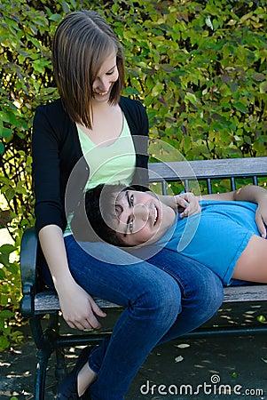 Resting Boyfriend