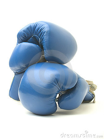 Free Resting Gloves Royalty Free Stock Photography - 42167