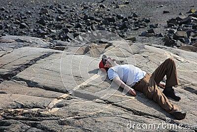 Resting Post-Hike