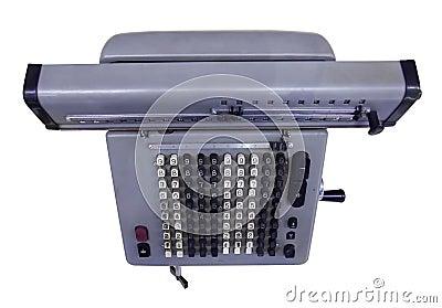 Restore ancient ways printer