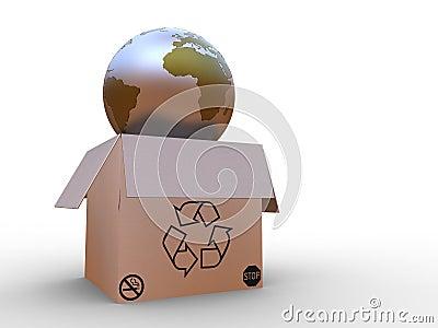 Restore planet earth