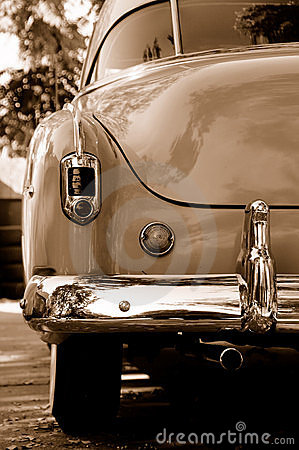 Restored Automobile