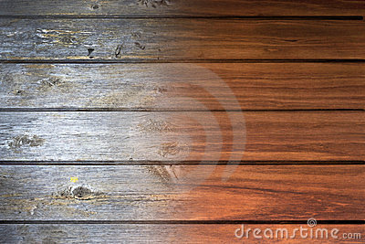 Restored Wood Background