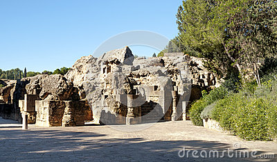 Restos de la civilización romana