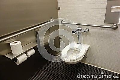 Restroom Stall