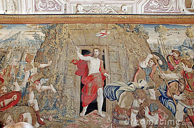 Resurrection of Christ Editorial Stock Photo