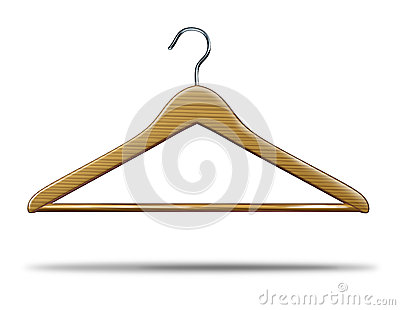 Retail Clothing Hanger