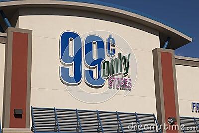 Retail Discount 99 Cent Stores
