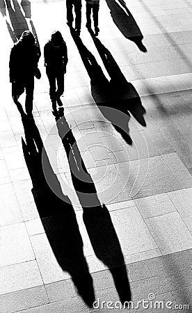 Retail Shadows