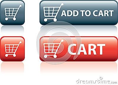 Retail shopping icon