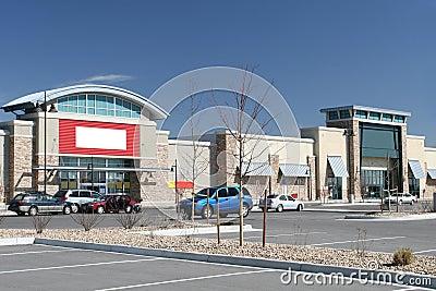 Retail Strip Center