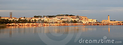 Rethymnon  at dawn