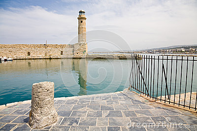 Rethymnon harbor, Crete