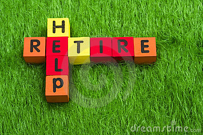 Retire and Help