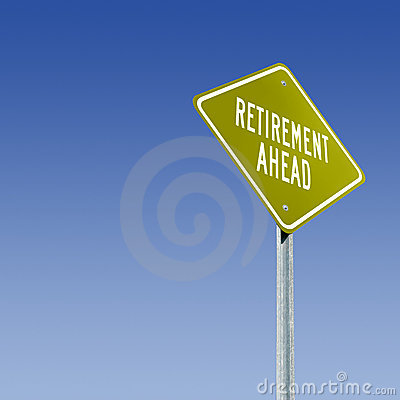 Retirement Ahead