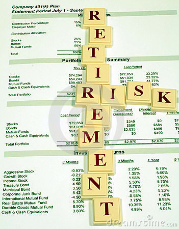 Retirement Assets and Risk