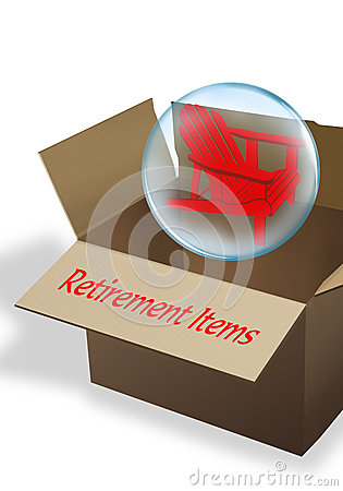 Retirement Box.