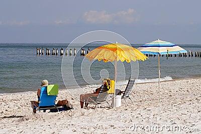Retirement in Florida Editorial Stock Image