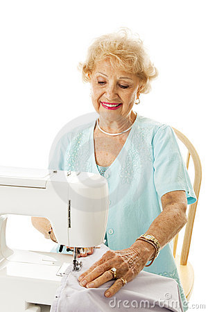 Retirement Hobby - Sewing