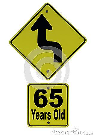 Free Retirement Is Just Around The Corner Stock Image - 5336341